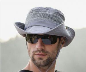 men bucket hat