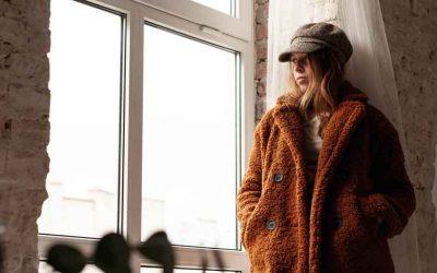 Women Teddy Bear Coats